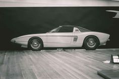 1963 Mid Engine Two Seater Ford Mustang Concept