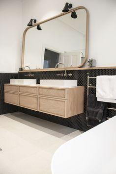 Home Decor Kitchen .Home Decor Kitchen Small Spa Bathroom, Spa Bathroom Decor, Bathroom Niche, Large Bathrooms, Bathroom Trends, Bathroom Interior Design, Decor Interior Design, Vanity Bathroom, Neutral Bathroom