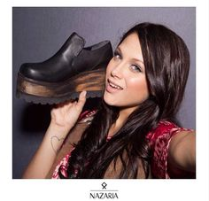 Nazaria shoes a/w 2015