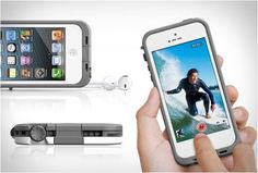 LIFEPROOF IPHONE 5 CASE - http://www.the-tech-blog.com/lifeproof-iphone-5-case/
