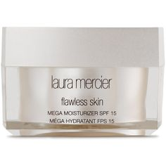 Laura Mercier Mega Moisturizer SPF 15 (165 BRL) ❤ liked on Polyvore featuring beauty products, skincare, face care, face moisturizers, laura mercier and face moisturizer