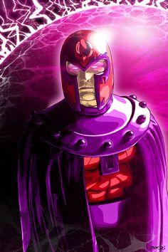 #Magneto #Fan #Art. (Magneto) By: Odysseyart. (THE * 5 * STÅR * ÅWARD * OF: * AW YEAH, IT'S MAJOR ÅWESOMENESS!!!™) ÅÅÅ+