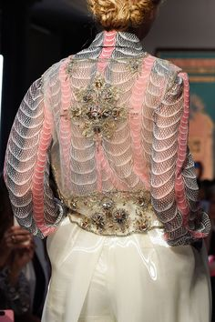 Schiaparelli at Couture Fall 2015 (Details)