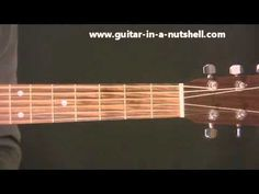 #1 Guitar Lessons For Beginners - Your First Guitar Scale