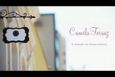 Conheça nosso estúdio! by Camila Ferraz Fotografia.