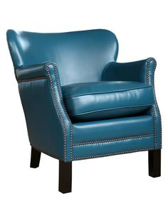 Sienna Petite Armchair by Abbyson Living at Gilt
