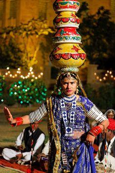 Dancer, Jaisalmer | Flickr - Photo Sharing!