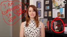 See she even has Mr. Bearcy on her shelf BECAUSE SHE LOVES DARCY <3