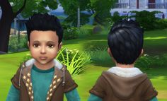 Robert Hairstyle for Toddlers