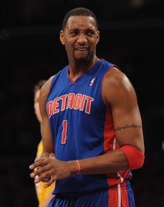 Tracy McGrady - Detroit Pistons