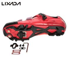 Lixada Bike Bicycle Cycling Cleats for Shimano MTB SPD Pedals with Screws Hardware Nuts Clip-in Cleats Cycling Cleats, Shimano Mtb, Safety Slogans, Health And Safety, Mountain Biking, Bicycle, Hardware, Free Shipping, Bike