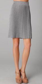 Halston Heritage Pleated Skirt $206.50