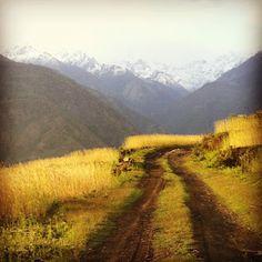 Baluwa to Barpak Village - Gorkha Nepal, Nepal, Nepal