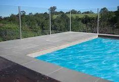 pool with bluestone coping - Google Search