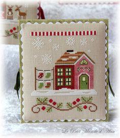 J'adore ces petites maisons !