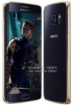 Samsung Galaxy S6 edge by Hawk Eye