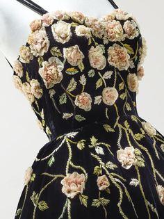 Вышивка для отделки одежды высокой моды 1   Творчество людей на Folomade