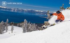 Lake Tahoo has a wide variety of ski resorts and different price points. As it is a little bit of a drive from Southern California it will not be a disappointment