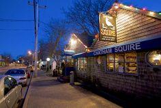 Chatham Squire Restaurant Exterior by Chris Seufert, via Flickr