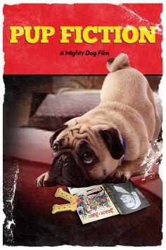 Pup Fiction Pug