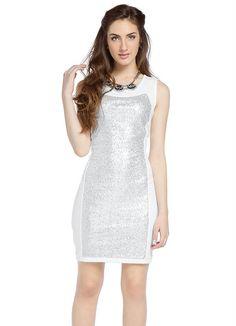 Vestido Mineral Branco - Posthaus