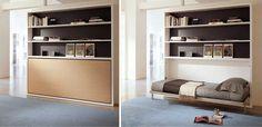 Desain Rumah minimali Space saving furniture for modern homes! by : http://www.wikirumah.com/