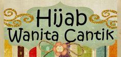 Hijab Tutorial Segiempat Paris Simple Style ^_^   Hijab Wanita Cantik