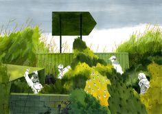Henry McCausland's Works - 谷德设计网