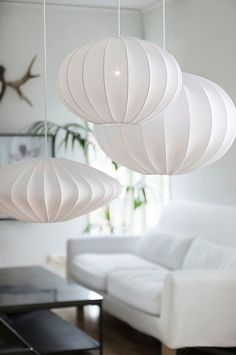 Ellipse 65 is like a beautiful spaceship! The lampshade provides a really good general light and so it is perfect as a ceiling lamp in a hallway, living room or bedroom. Ceiling cable not included – c Ceiling Lamp, Ceiling Lights, Cosy Home, Living Room Lighting, Pendant Lamp, Lamp Light, Lighting Design, Table Lamp, Interior