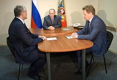 Встреча сруководителями Республики Крым иСевастополя