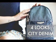 Blog da Kipling - Mais um pouquinho da City Denim! Melina souza -Serendipity <3  KiplingBr - Kipling <3  http://blog.kipling.com.br/blog/correspondente-kipling/mais-um-pouquinho-da-city-denim/