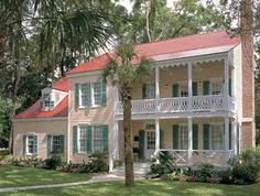 very pleasant little country house for the deep south