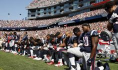 Please follow and like us  Kneeling During National Anthem f66439d34