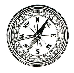 compass ship stamp - Google Search