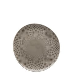 Rosenthal Junto Pearl Grey Teller flach 22 cm