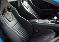 2013 Shelby shown with available RECARO ® leather-trimmed sport seats with Black accents. 2013 Shelby Gt500, Shelby Cobra Gt500, Ford Mustang Shelby Gt500, Ford Shelby, Mustang Cobra, Mustang Interior, 2017 Ford Mustang, Sport Seats, Performance Cars