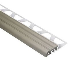 Schluter Systems 0.375-In W X 59-In L Aluminum Commercial/Residential