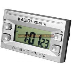 Ceas digital, cu alarma si calendar - 105022