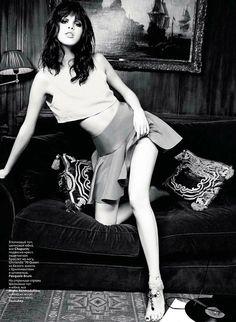 Vogue Russia | Anais