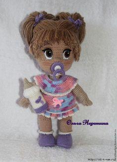 как сделать волосы кукле, как сделать кукле прическу,