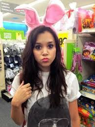 #megan #nicole #cute #beauty #rabbit
