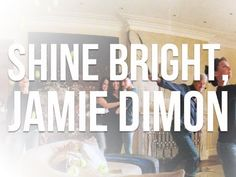 Shine Bright, Jamie Dimon | http://youtu.be/Z8VdR3qBV7g | Great video | Please SIGN and share petition to hold Jamie Dimon, JPMorgan Chase & Wall Street responsible. Petition at this link: http://www.americanfamilyvoices.org/page/s/dimon-wall-street
