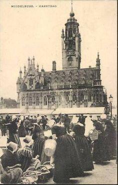 marktdag Middelburg #Zeeland #Walcheren