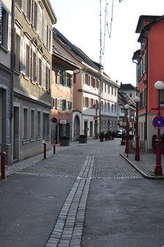 Bregenz, Austria.
