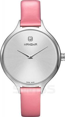 Impreza w dziewczęcym stylu. #Hanowa #HanowaWatch #pink #sensitive #silver #pure #glossy #watch #watches #butikiswiss