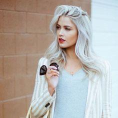 Beautytrend voor aankomende zomer: grijs haar -Cosmopolitan.nl