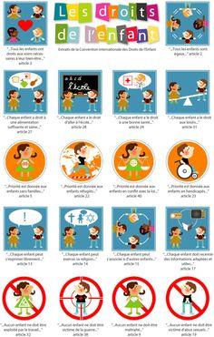 Convention des droits de l'enfant