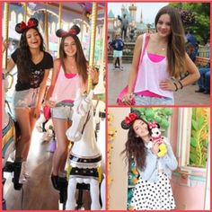 Outfits for Disneyland❤