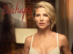 Elsa Pataky Strips Down to Lingerie 8 Months After Giving Birth