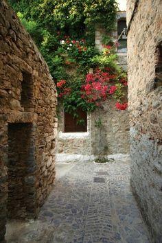 Mesta~Chios island~Greece